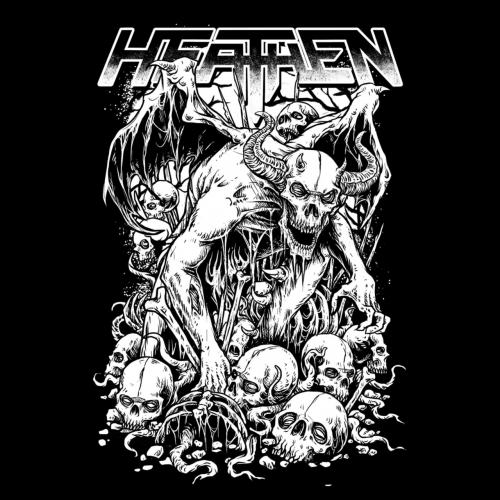 Heathen - Pray for Death (The Complete Demo Collection) (2017)