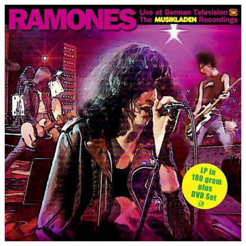 Ramones - Live At German Television: The Musikladen Recordings (2014) (DVD5)