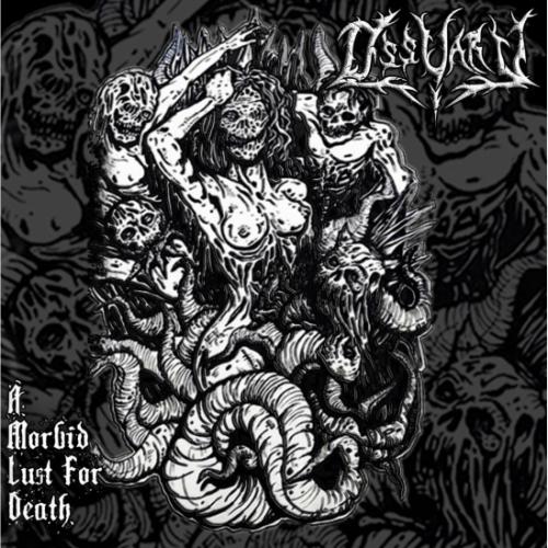 Ossuary - A Morbid Lust For Death (2017)