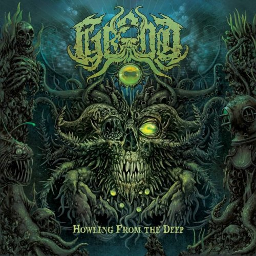 Grond - Howling from the Deep (Schoonebeek Deathfest Limited Edition) (Reissue-2017)