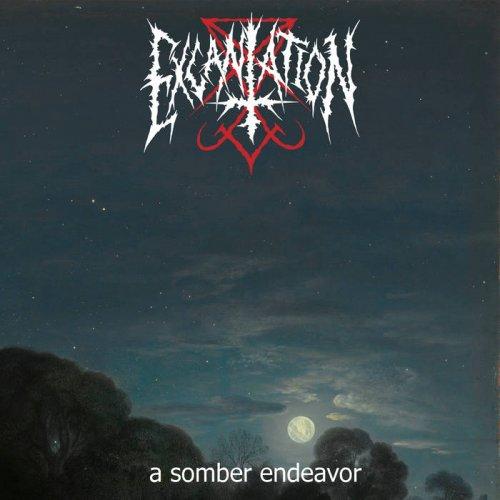 Excantation - A Somber Endeavor (2017)