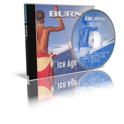 Burn - Ice Age  [Japanese Edition]  (2017)