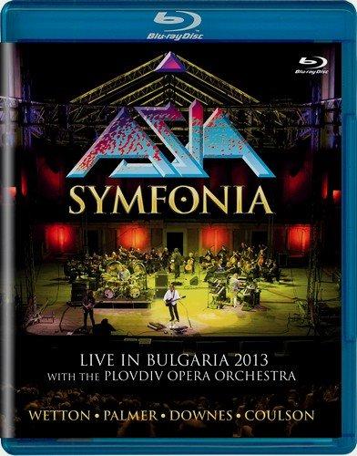 Asia - Symfonia - Live in Bulgaria 2013 (2017) (BLU-RAY)
