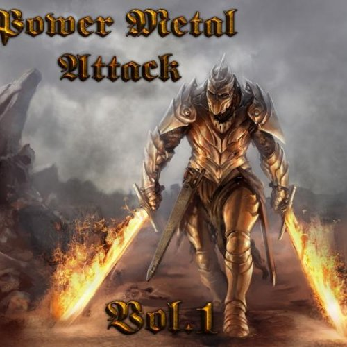 Various Artists - Power Metal Attack Vol.1 (5CD) (2017)