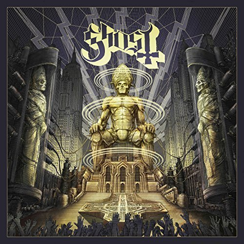 Ghost - Ceremony And Devotion (2017)