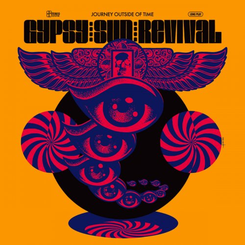 Gypsy Sun Revival - Journey Outside Of Time (2017)