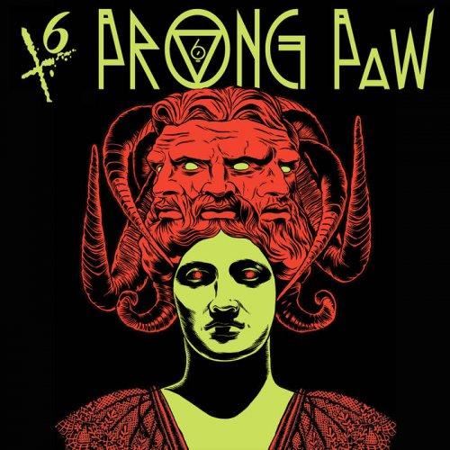 6 Prong Paw - Redact [EP] (2017)