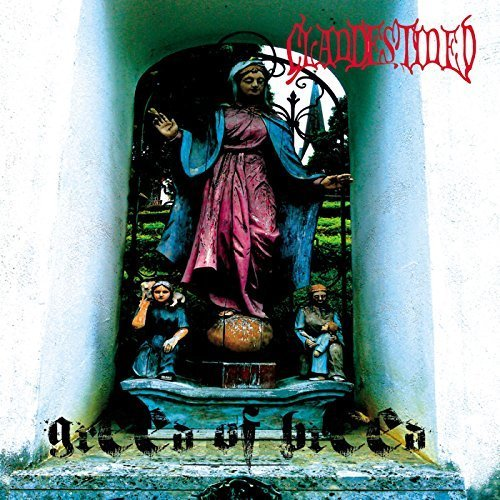 Clandestined - Greed Of Breed (2016)