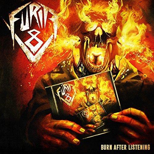 Furia V8 - Burn After Listening (2017)