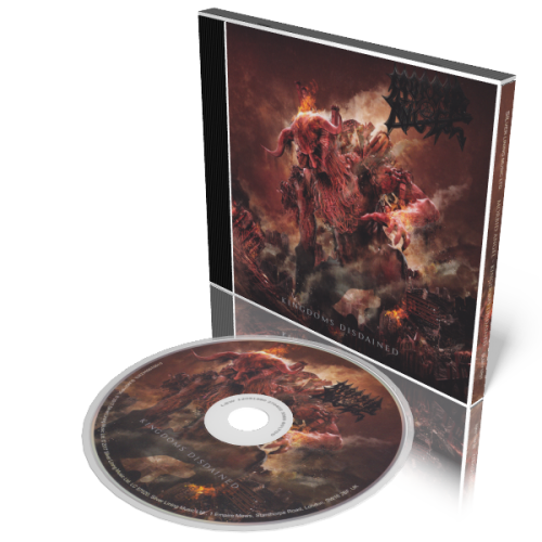 Morbid Angel - Kingdoms Disdain (Limited Edition) (2017)
