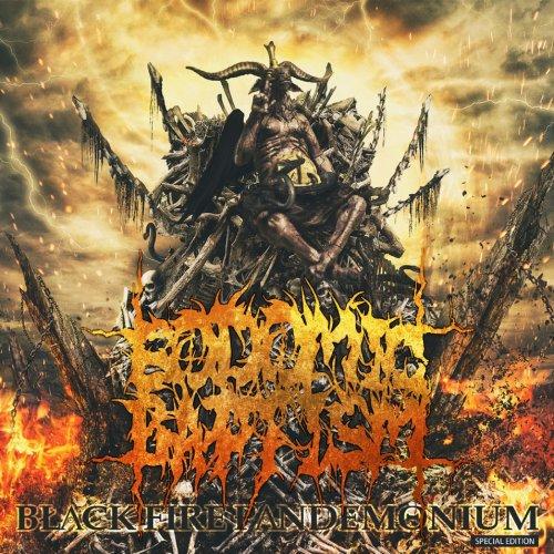 Sodomic Baptism - Black Fire Pandemonium (2017)