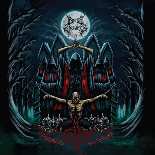 Brutal Slaughter - Invoking The Impure (2017)
