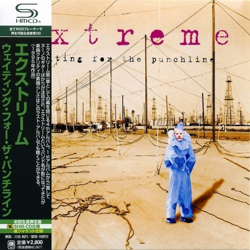 Extreme - Waiting For The Punchline (Japan Edition) (2008)