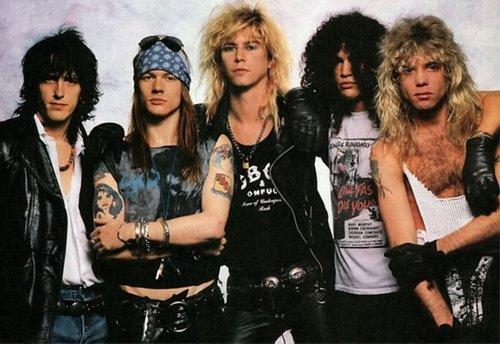 Guns N' Roses (Japanese SHM-CD Edition) - Discography (1987-2008)