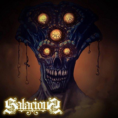 Salacious - Salacious [Demo] (2017)