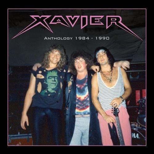 Xavier - Anthology 1984 – 1990 (2017)