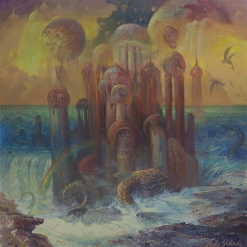 Cosmic Reef Temple - Age Of The Spaceborn (2017)