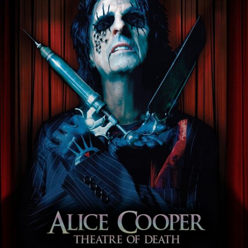 Alice Cooper - Theatre Of Death. Live At Hammersmith 2009 (2010) (BDRip)