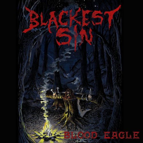 Blackest Sin - Blood Eagle (2017)