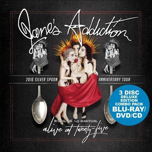 Jane's Addiction - Ritual De Lo Habitua Alive At 25 (2017) (BDRip 720p)
