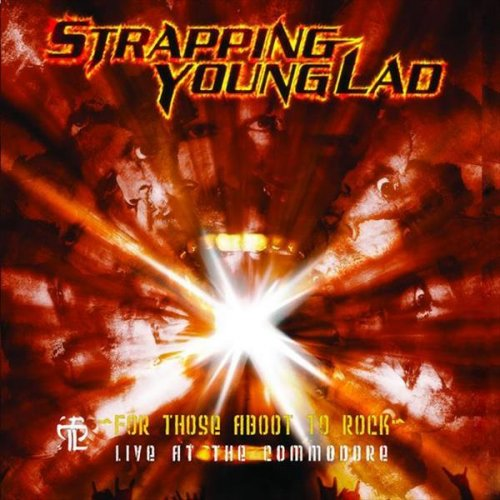 Strapping Young Lad - For Those About To Rock - Live at the Commodore (2004) (DVD)
