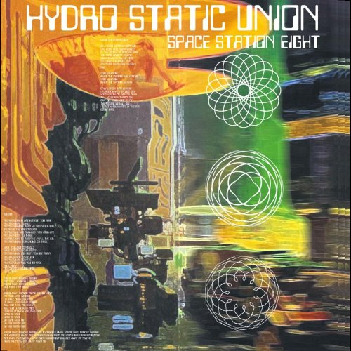 Hydro Static Union - Space Station Eight (2017)