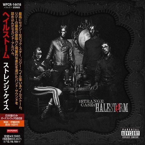 Halestorm - The Strange Case Of... (Japan Edition) (2012)