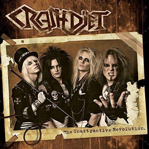 Crashdiet - The Unattractive Revolution (Bonus Track Edition) (2017)