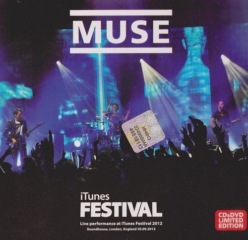 Muse - Live at iTunes Festival (Limited Edition) (2012)