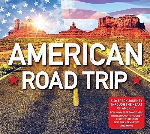 Various Artists – American Road Trip [Box set ,3 CD ] (2017)