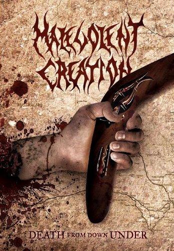 Malevolent Creation – Death From Down Under (2011) (DVD5)