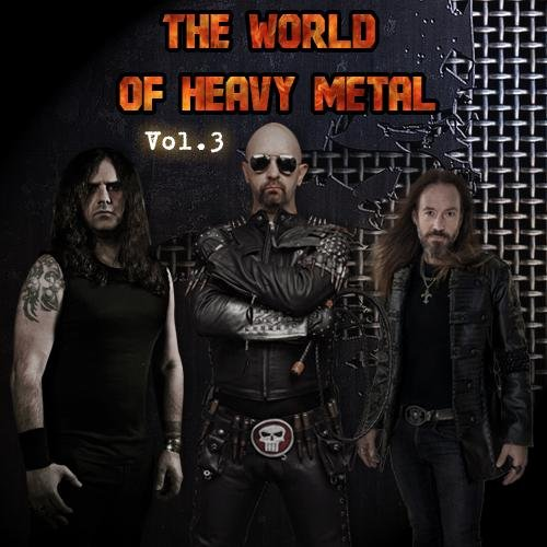 Various Artists – The World of Heavy Metal Vol.3 (3CD) (2017)