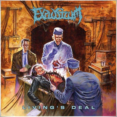 Explosicum - Living's Deal (2017)