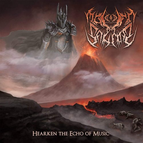 Mouth Of Sauron - Hearken The Echo Of Music (2017)