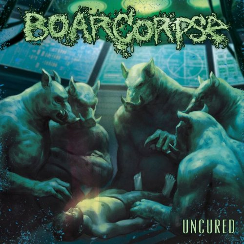 Boarcorpse - Uncured (2017)
