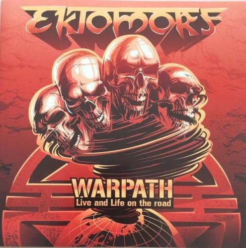 Ektomorf - Warpath (Live And Life On The Road) (2017) (DVD9)