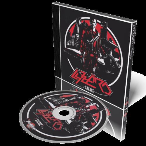 Lyzzard - Savage (2017)