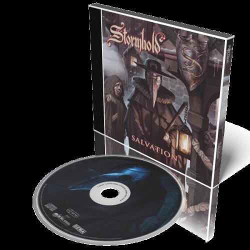 Stormhold - Salvation (2017)