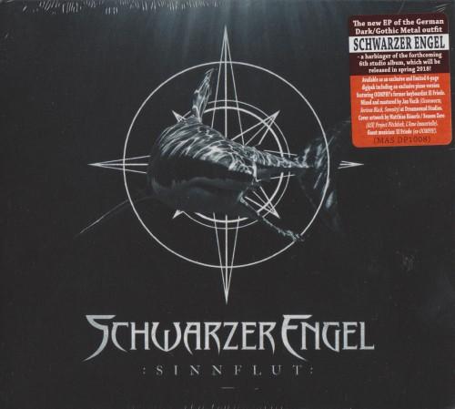 Schwarzer Engel - Sinnflut (EP) (2017)