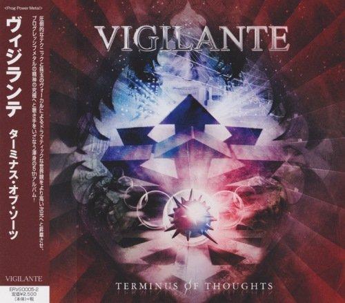 Vigilante - Terminus Of Thoughts (2017)
