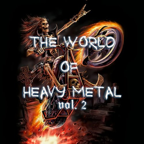 Various Artists - The World of Heavy Metal Vol.2 (3CD) (2017)