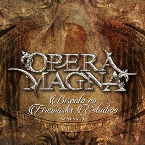 Opera Magna - Directo En Fireworks Estudios (2017)