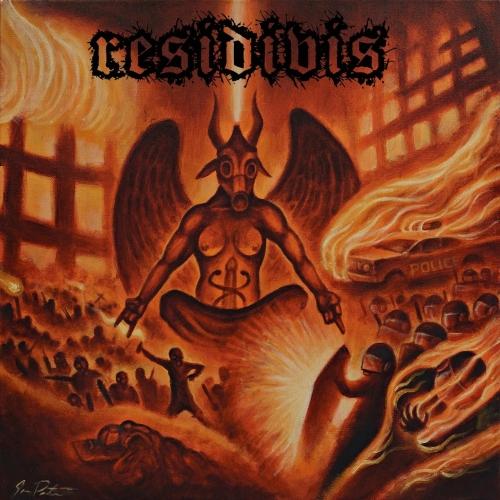 Residivis - Residivis (2017)