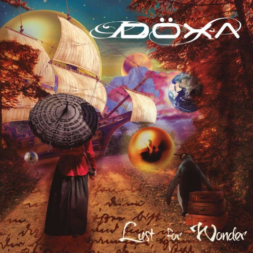Doxa - Lust For Wonder (2017)