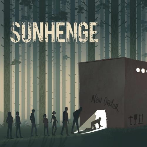 Sunhenge - New Order (2017)
