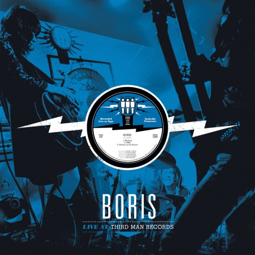 Boris - Live at Third Man Records (2017) [Live album]
