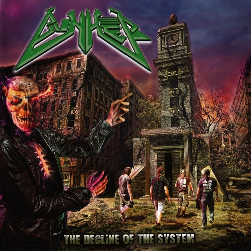 Bunker - The Decline of the System (2017)