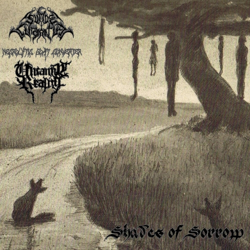 Suicide Wraith ft. Necrolytic Goat Converter ft. Uncanny Reality - Shades of Sorrow (2017)