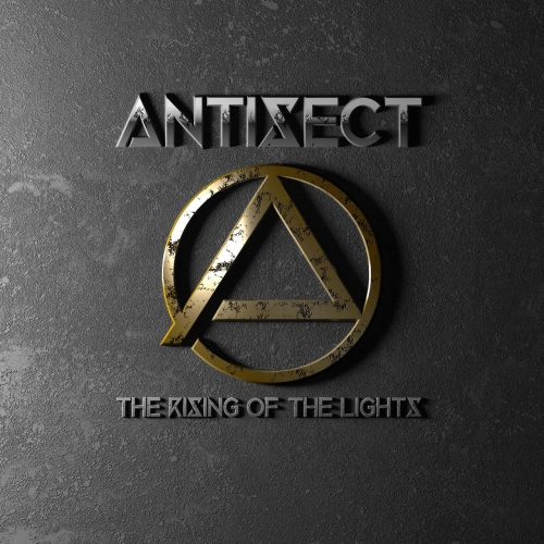 Antisect - The Rising of the Lights (2017)