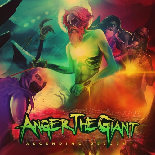 Anger the Giant - Ascending Descent (EP) (2017)